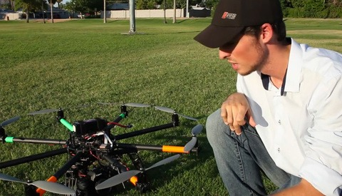 A Bird's Eye View of Aerial Cinematography