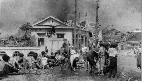 Iconic Photos Of The Aftermath Of The Hiroshima Bombing