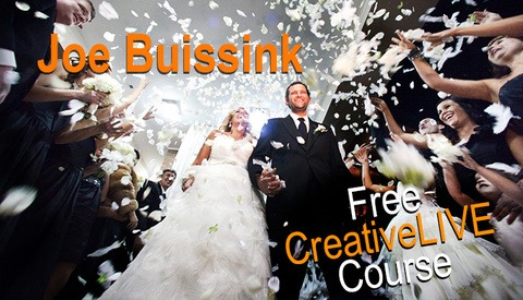Free Photography Workshop With Celebrity Wedding Photographer Joe Buissink
