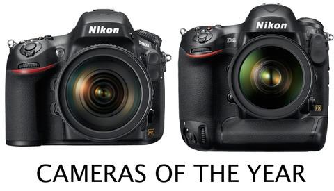 Nikon D4 And Nikon D800: Camera Of The Year