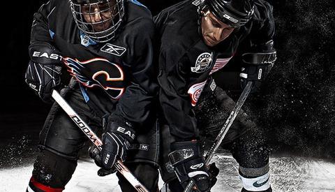 BTSV of Hockey Portrait Photography