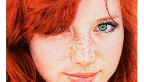 Ultra-Realistic Ballpoint Pen Drawings Look Like Photos!