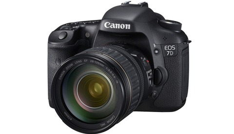 Magic Lantern Team Cracks The Canon 7D