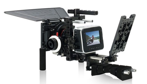 ARRI Introduces Ready-to-Shoot Kits for Blackmagic Cinema Camera