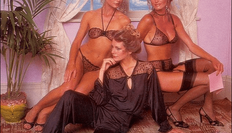 Victoria's Secret Models Pre-Angel-Era
