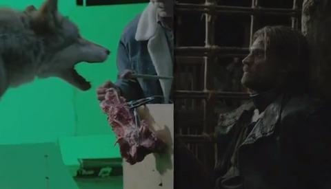 Game Of Thrones CGI VFX Breakdowns