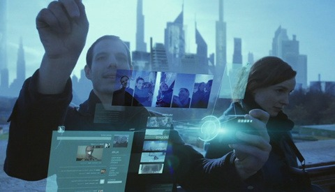 A Sci-Fi Short that Looks at Our Obsession with Digital Content and Social Media