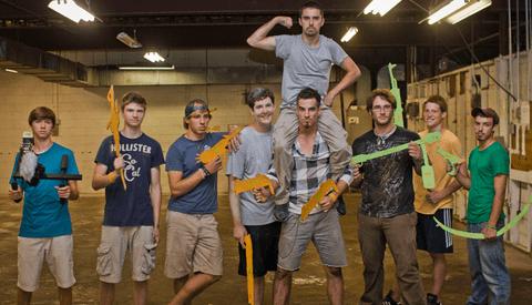 Letting The (Chalk) Dust Settle: BTS Of Chalk Warfare 2.0