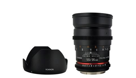 Rokinon Announces 24mm & 14mm T1.5 Cine Lenses