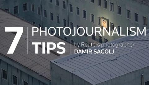 7 Tips by Reuters' Damir Photojournalism Sagoli