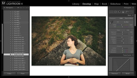 VSCO Film Gives Your Digital Images An Authentic Film Look