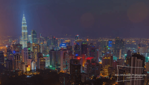 TimeLapse Of Malaysia Is A Must See