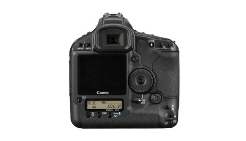 Will Canon's Big Megapixel Camera Be the EOS-1S?