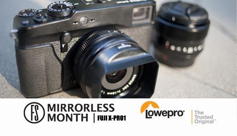 Fuji X-Pro1 Mirrorless Camera Review