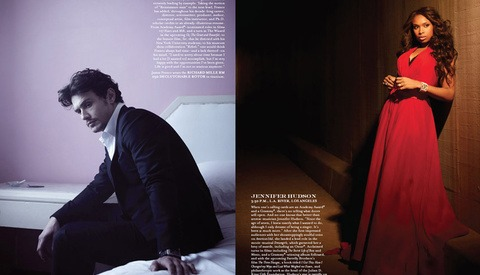 Timothy White Shoots For Vanity Fair's Hollywood Issue