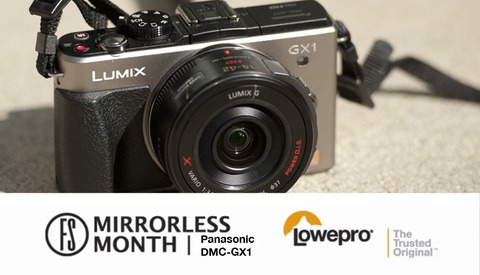 Panasonic Lumix DMC-GX1 Mirrorless Camera Review