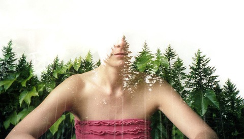 Two Photographers Shoot Double Exposures Together