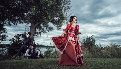 Need A Free Source For Unique Models? VonWong: Costume Parties Are The Answer