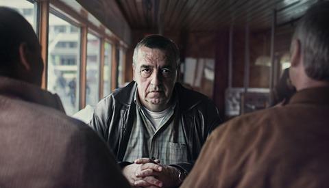 Portraits of Strangers on the Street