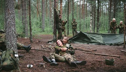Thomas Ekstrom x VSCO = Fantastic Photographs of Officer Training School