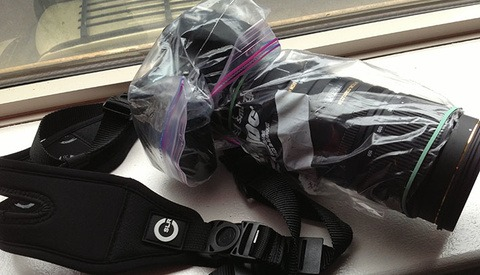 Fstoppers Reviews the Custom SLR C-Loop and Glide Strap