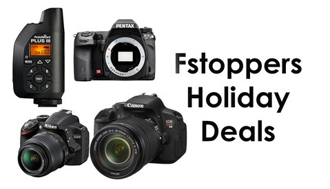 Holiday Deals: Massive Savings on Canon T4i Bundle, Pocket Wizards and More for Cyber Monday!