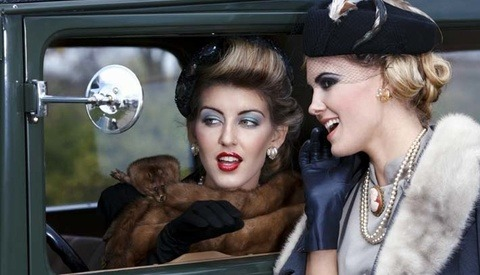 Behind The Scenes: Creating A 1930s-Themed  Fashion Shoot In Detroit