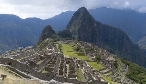 Behind The Scenes: Creating The Highest Resolution Photo Ever Taken Of Machu Picchu