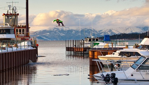 Stunning Snowboard Photography By Ben Birk