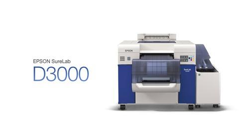 Epson Enters High Volume Photo Market with SureLab D3000
