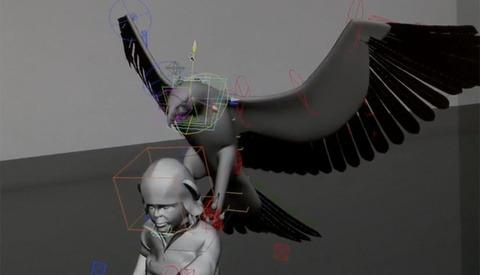 FAKE! Eagle Lifting a Baby Is a CGI Stunt