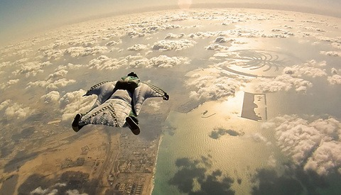 Capturing Dubai With Timelapses And Wingsuits, Plus Behind The Scenes