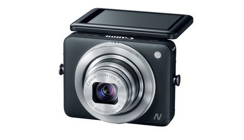 Canon Announces the Super-Small PowerShot N Camera
