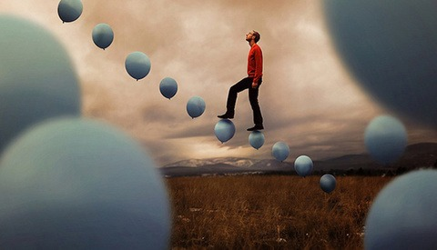 Fairy-Tale Like Surreal Photos By Joel Robinson