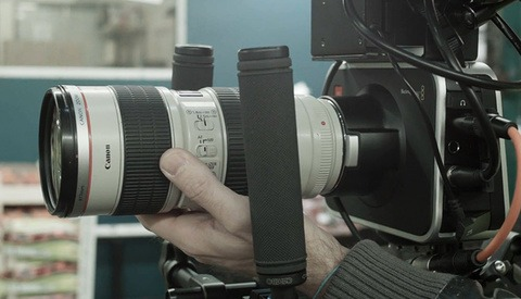 Using Canon EF Lenses On The BlackMagic Cinema Camera To Shoot A Short Film