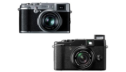 Fuji UK Posts Full Specs and Release of X100s and X20