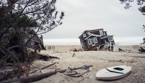 One Photographer Wants To Make A Difference In The Wake Of Hurricane Sandy
