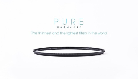 The World's Thinnest and Lightest Filters: Cokin Pure Harmonie