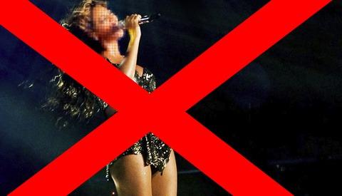 Beyoncé's Publicist Wants To Erase Super Bowl Photos From The Internet