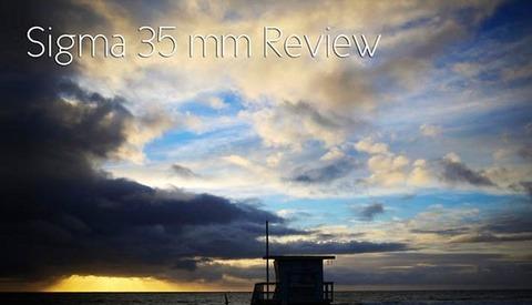 Sigma 35mm F/1.4 Review From Justin Wojtczak