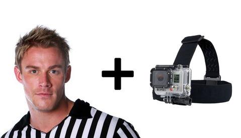 Will HD Referee Cams Revolutionize Sports?