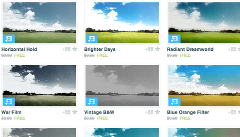Vimeo Goes The Way Of The Instagram