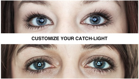 Fstoppers Lighting Diagrams- Customize Your Catch Light