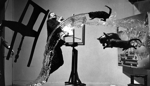Dali's Collaborated Photos NSFW