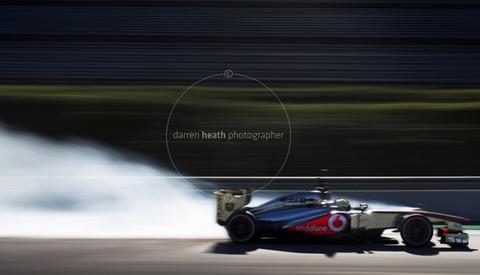Interview with Motorsports Photographer Darren Heath