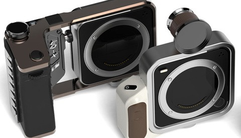 Modular Camera Concept Allows Sensor Switching