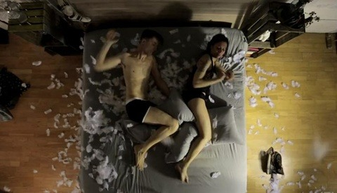 Behind The Scenes: Matt & Kim's Hilarious, Creative, and NSFW Video For Their New Single, 'It's Alright'