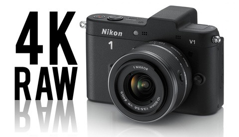 There's a $220 Nikon Camera That Shoots 4K RAW Video?!