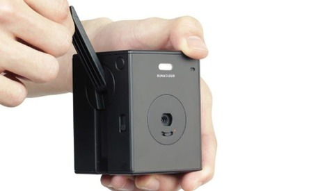 Solar Powered Digital Camera