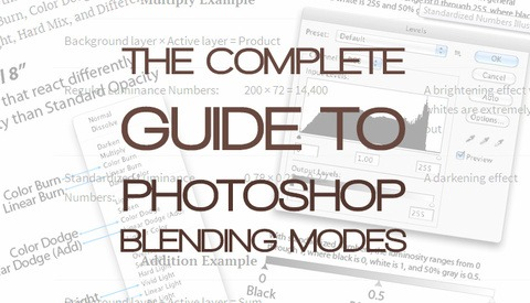 The Complete Guide To Photoshop Blending Modes